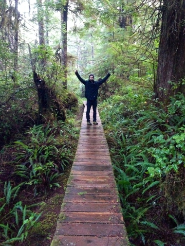 The Nuu-chah-nulth Trail...