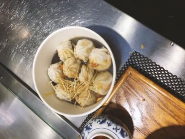 dumplings from the night market