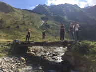 hiking in Sport gastein